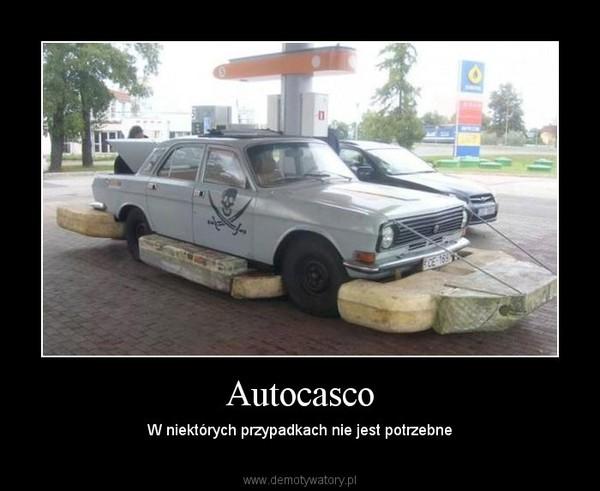Autocasco – W niektórych przypadkach nie jest potrzebne
