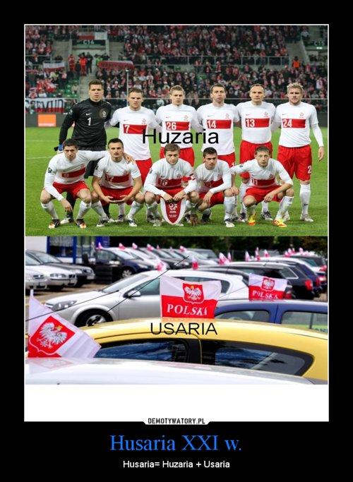Husaria XXI w.