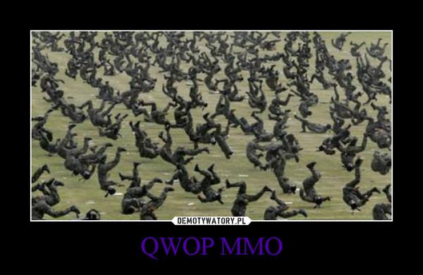 QWOP MMO –