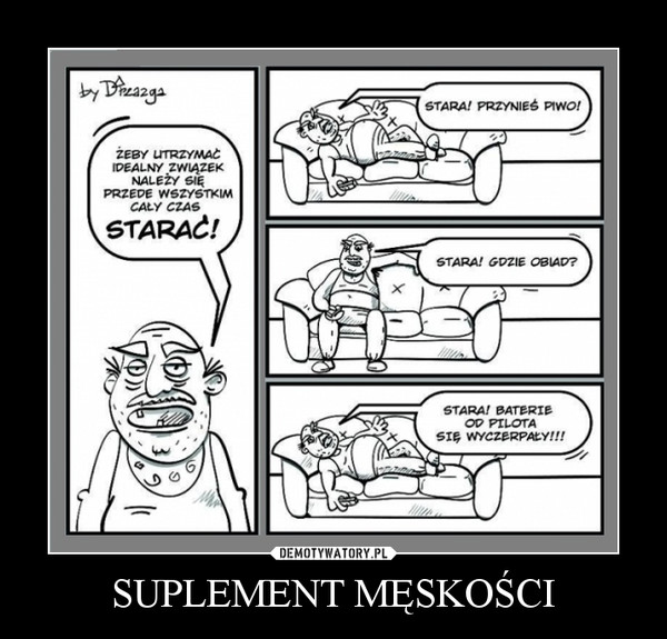 SUPLEMENT MĘSKOŚCI –