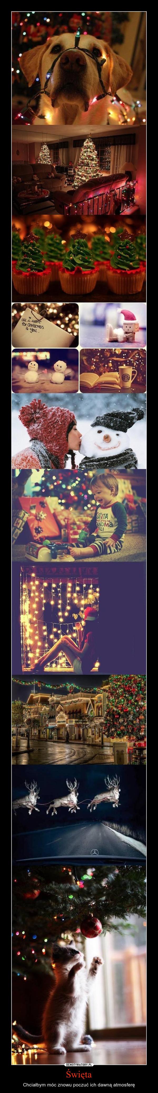 Święta – Chciałbym móc znowu poczuć ich dawną atmosferę