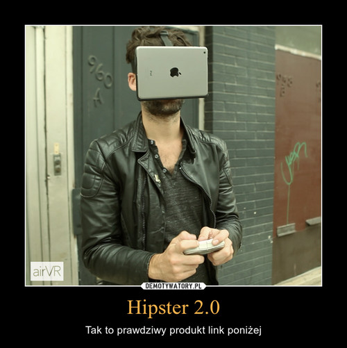 Hipster 2.0
