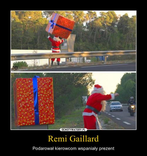 Remi Gaillard