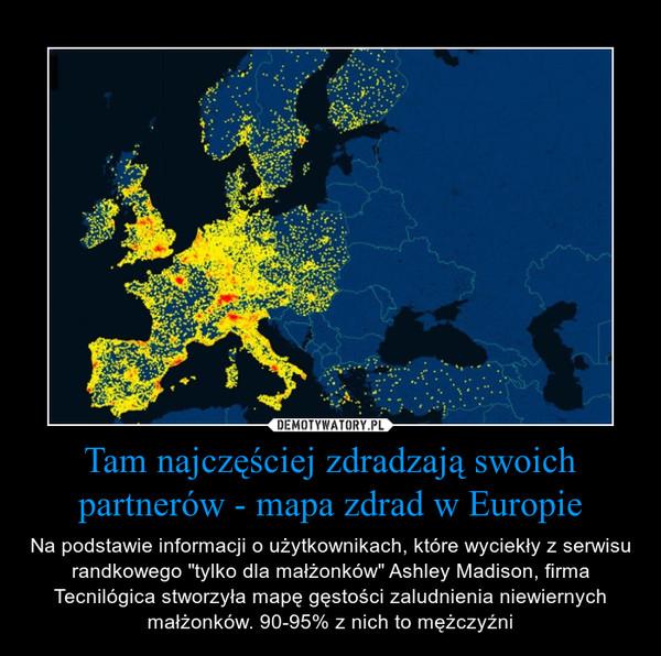 Serwis randkowy online w Europie