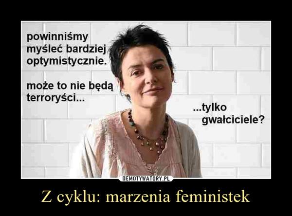 Z cyklu: marzenia feministek –