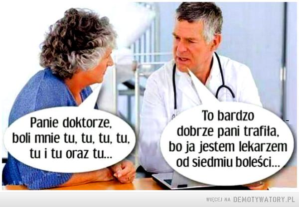 Lekarz... –
