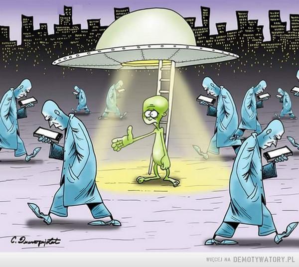 Wizja spotkania przyszłości... –