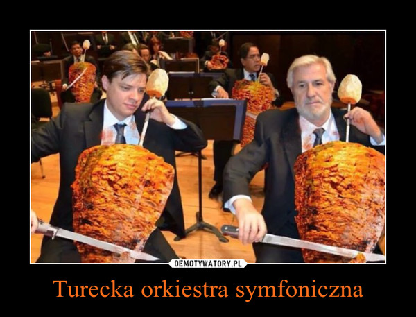 Turecka orkiestra symfoniczna –
