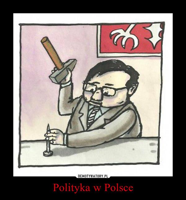 Polityka w Polsce –