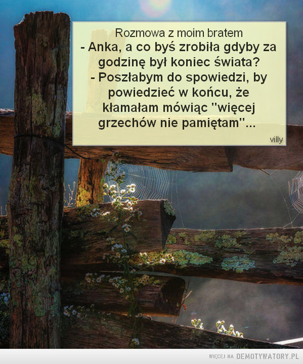 ...gdyby... –