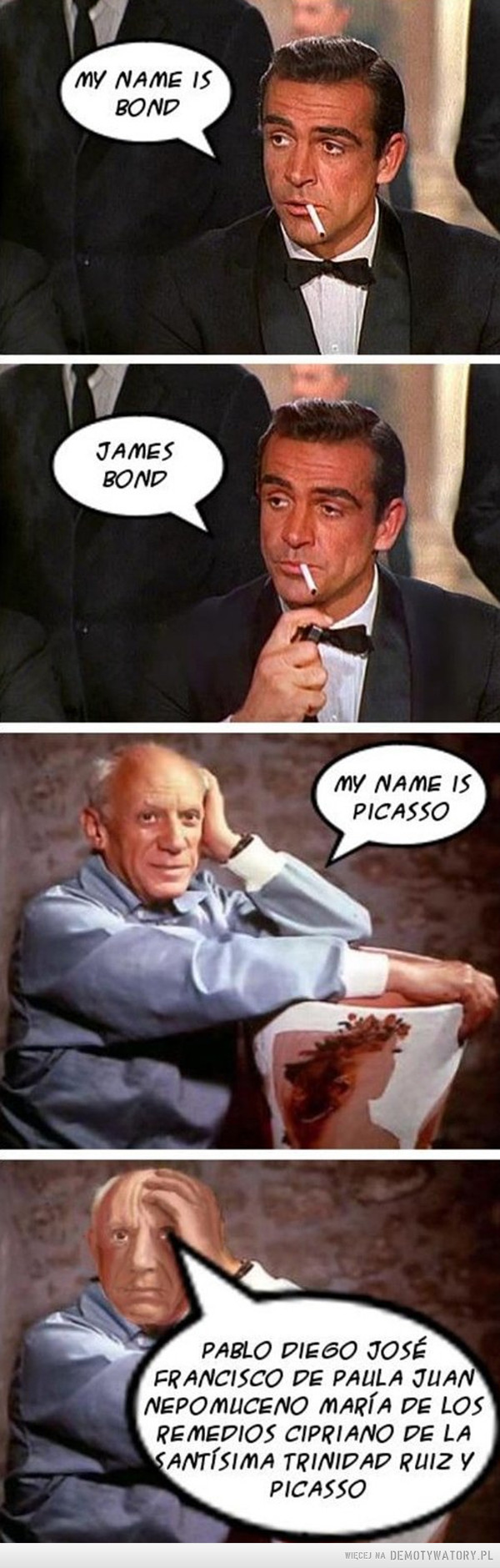 My name is... –