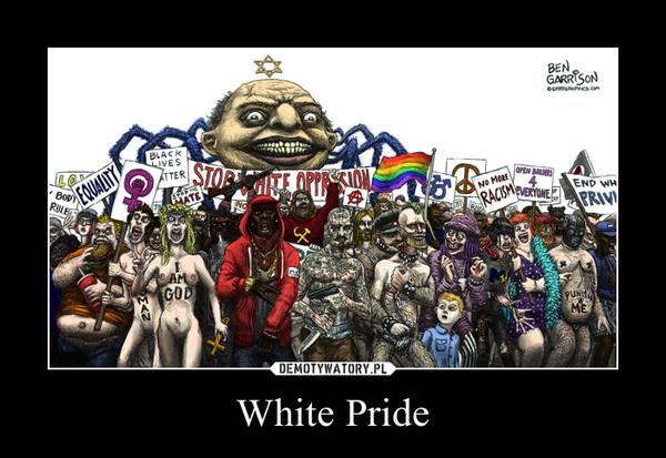 White Pride –