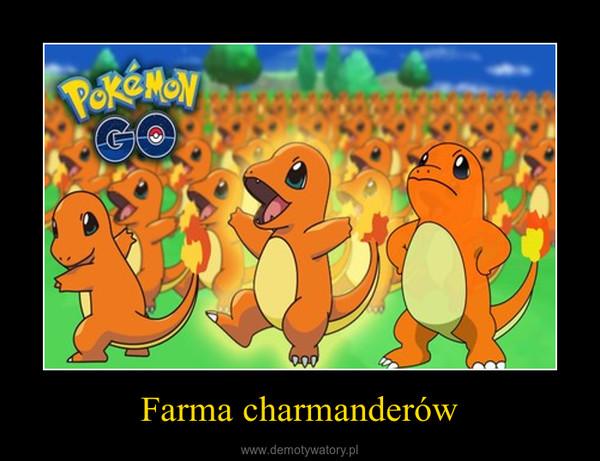 Farma charmanderów –