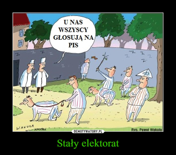 Stały elektorat –