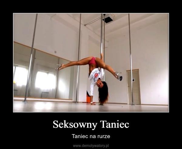 Seksowny Taniec – Taniec na rurze