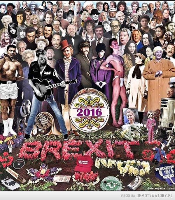 Brexit 2016 –  2016 BREXIT