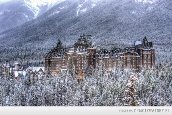 Banff Springs Hotel –