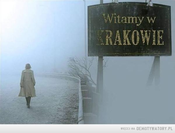 Polski Silent Hill –