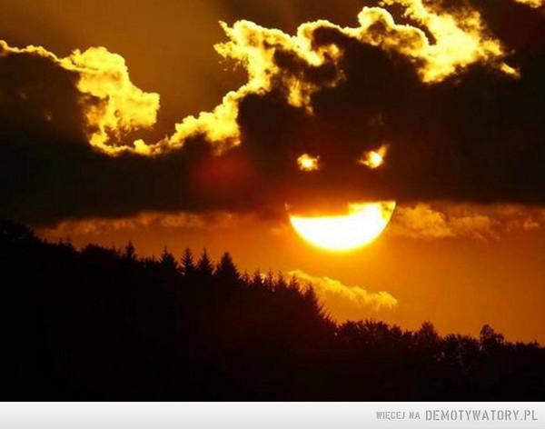 Uśmiech słońca –