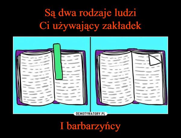 I barbarzyńcy –