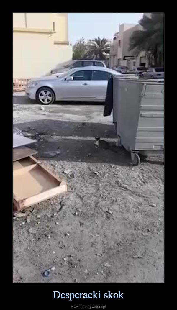 Desperacki skok –