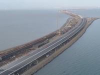 Zakończenie pierwszego etapu budowy mostu krymskiego już na 1 maja! – Niemiecki portal Stern poinformował, że otwarcie Mostu Krymskiego będzie rekordem szybkości budowy. Most ma połączyć półwysep z terytorium Federacji Rosyjskiej - dzięki czemu będzie można bez przeszkód ze strony ukraińskiej przemieszczać się.