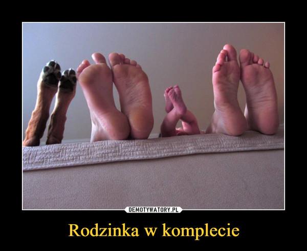 Rodzinka w komplecie –