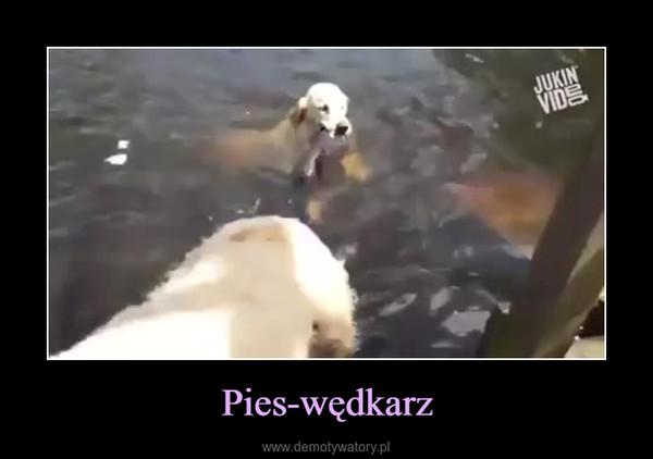 Pies-wędkarz –