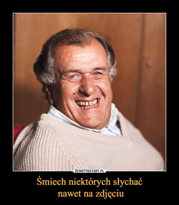 Śmiech niektórych słychać nawet na zdjęciu –