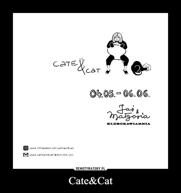 Cate&Cat –