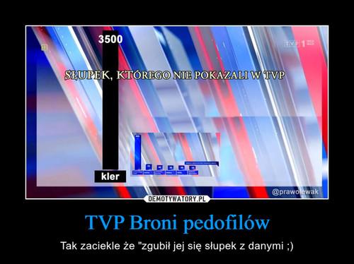 TVP Broni pedofilów