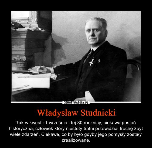 Władysław Studnicki