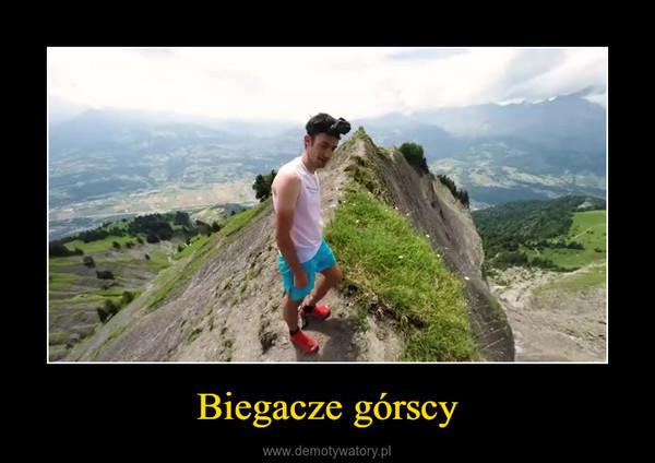 Biegacze górscy –