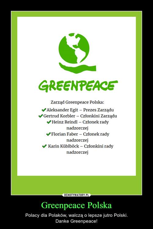 Greenpeace Polska