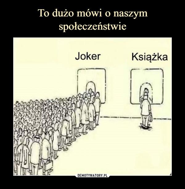 –  Joker książka