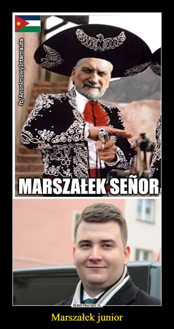 Marszałek junior –