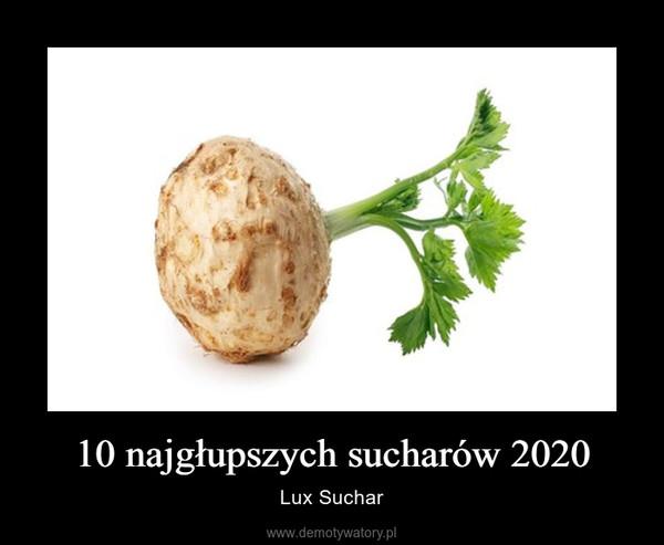 10 najgłupszych sucharów 2020 – Lux Suchar