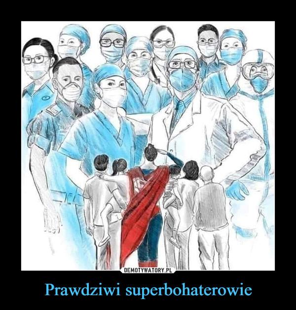 Prawdziwi superbohaterowie –