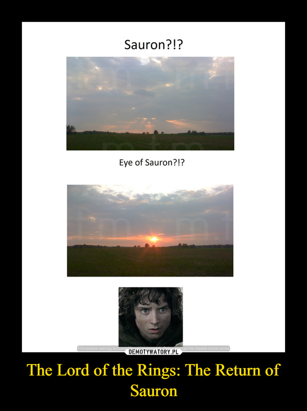 The Lord of the Rings: The Return of Sauron –