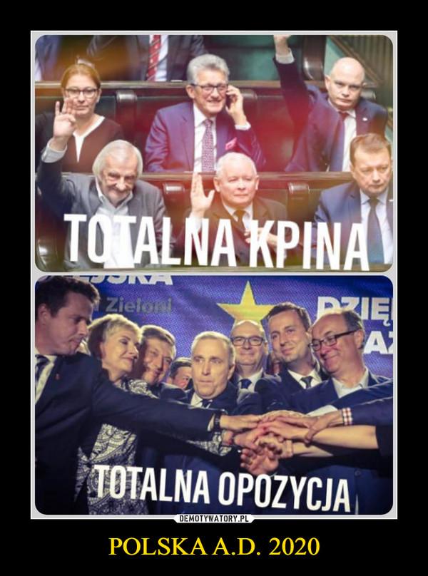 POLSKA A.D. 2020 –