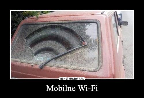 Mobilne Wi-Fi