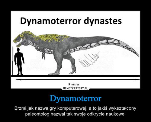 Dynamoterror