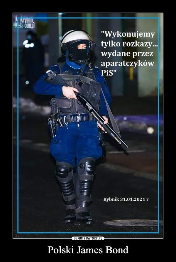 Polski James Bond –