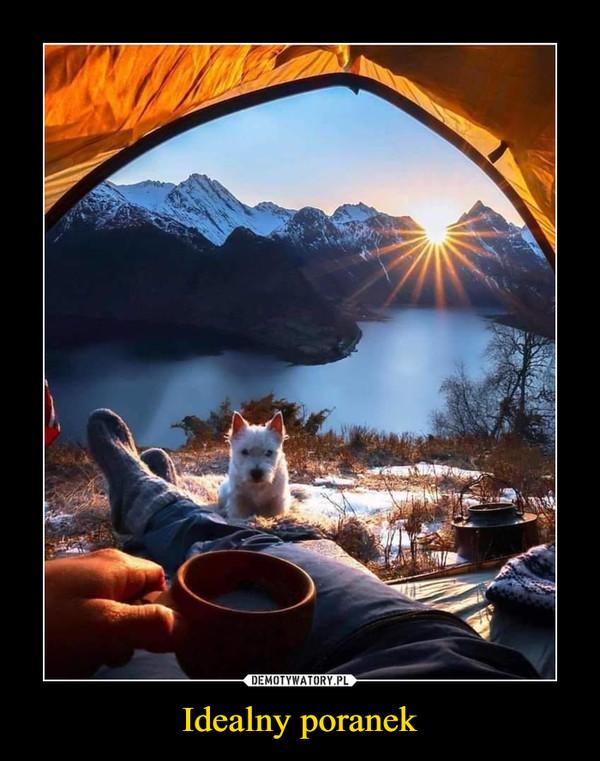 Idealny poranek –