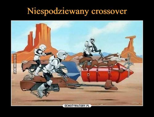 Niespodziewany crossover