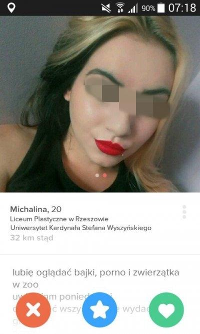Przykładowe śmieszne profile randkowe